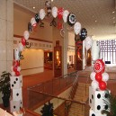 Balloon Arch Assorted Styles and Designs