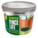 Ronseal Fencelife 1 Coat -Assorted Colours
