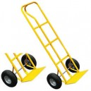 Premier P Handle Sack Truck Yellow