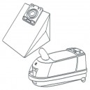 SDB 90 Miele S227 to S282i Paper Dust Bags