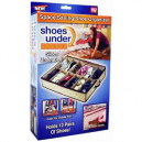 Shoes Under Bed Storage Unit