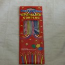Party Time Sparkling Candles 18 Pack