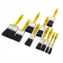 Stanley Hobby Paint Brush Set 10 Pack