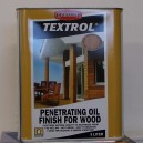 Textrol Penetrating Oil Finish for Wood 1L