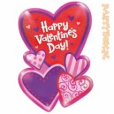 Happy Valentines Day Hanging Decoration