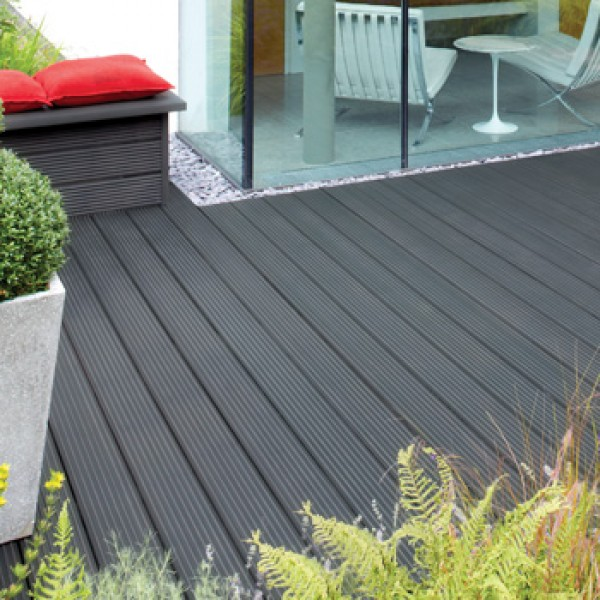 Ronseal ultimate protection decking stain for Garden decking colours