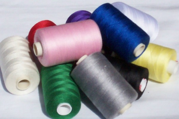 100 M Spool of Thread Assorted Colours