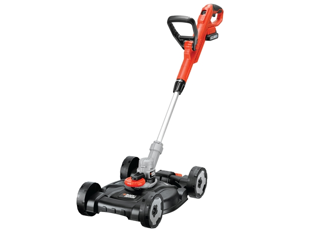 Black and Decker 18 Volt Strimmer and City Mower BDSTC1820PC