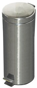 Harewood 30L Stainless Steel Pedal Bin