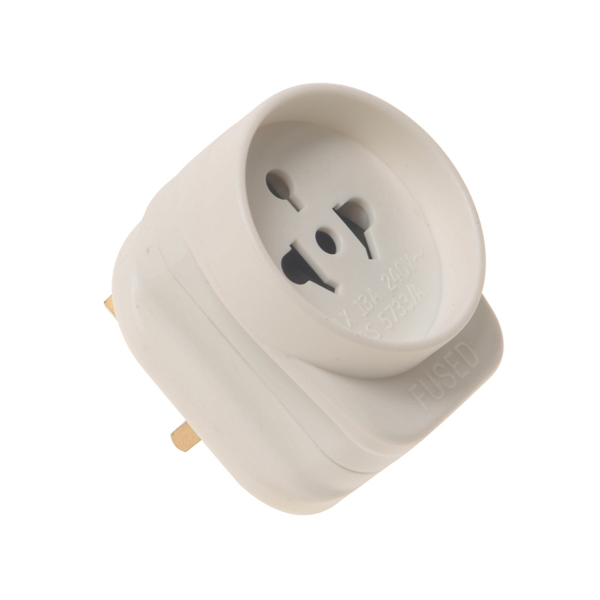 Tourist To Ireland or UK Travel Adapter