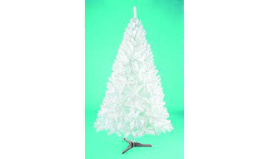 Premier 6 Foot Artificial White Christmas Tree