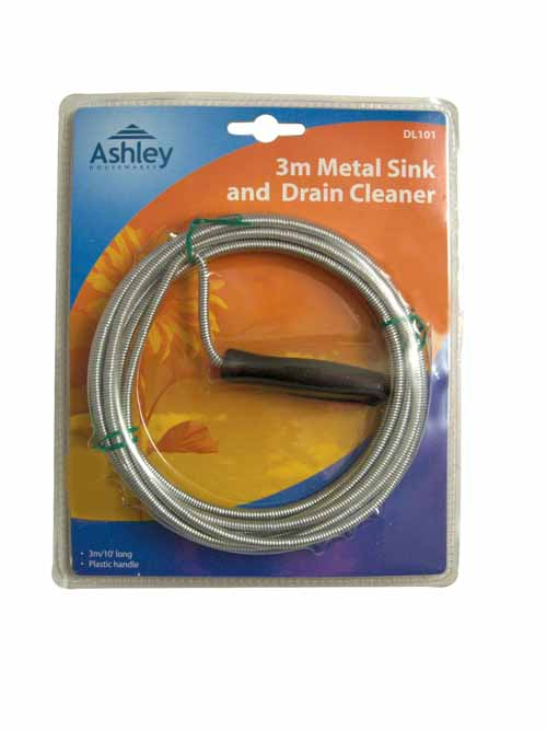 3M METAL SINK AND DRAIN CLEANER