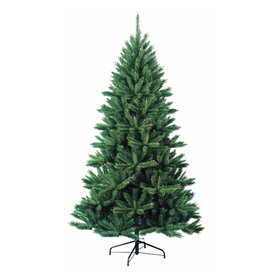 7 Foot Canadian Pine Christmas Tree with Lights Package Deal