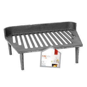 DeVille Lipped Fire Grate 2 Sizes Firegrate