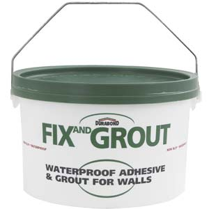 Durabond Waterproof Fix and Grout 1500g