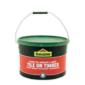 Durabond Tile on Timber 14kg