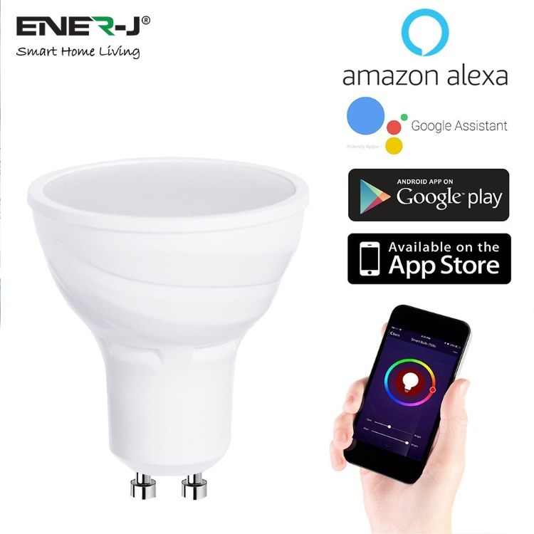 Ener-J Smart GU10 LED Lamp