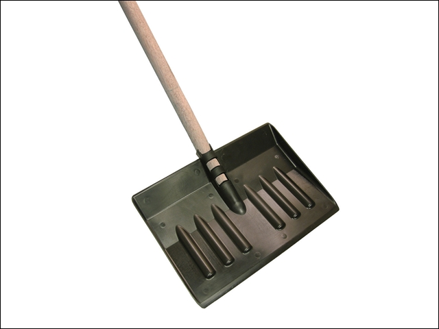 FAISNOWH Faithfull Plastic Snow Shovel With Handle