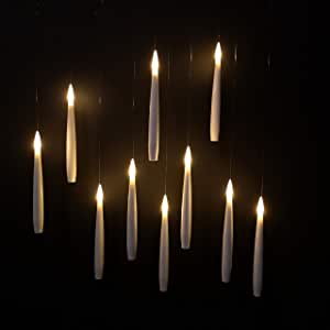Premier 15cm Floating Candle with Remote Control LB192205
