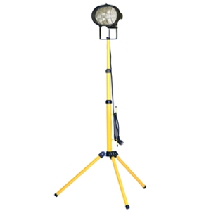 XMS18TRIV Sitelight Single With Tripod 20W Watt 240V or 110V