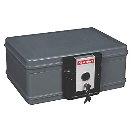 First Alert Fire and Waterproof Document Box