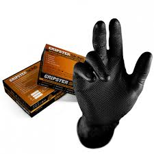 Gripster Skins Work Gloves pack of 50 Size 9 or 10