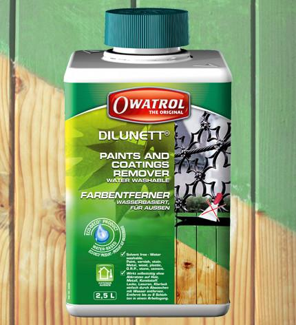 Dilunett 1L Paint and Coatings Remover previously Marinestrip