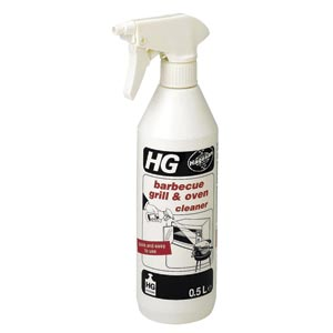 HG Oven Grill and Barbeque Cleaner 500ml