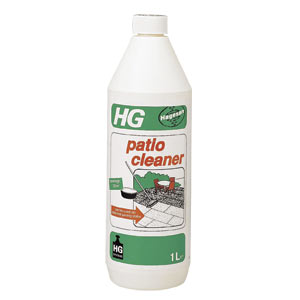 HG Patio Cleaner or Brick Cleaner 1L Hag116z