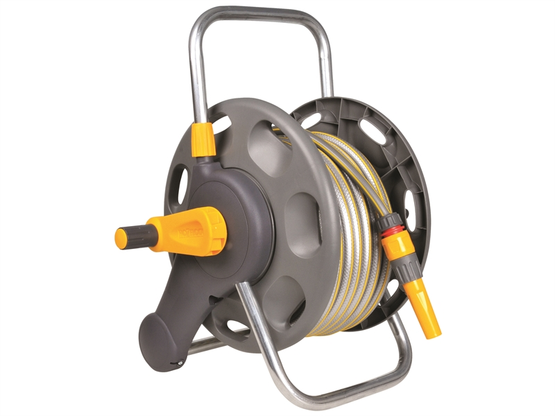 HOZ2431 2431 45m Assembled Hose Reel and 25 Metres of Hose