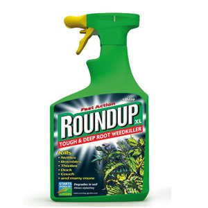 Round Up Biactive RTU and Concentrate Sizes