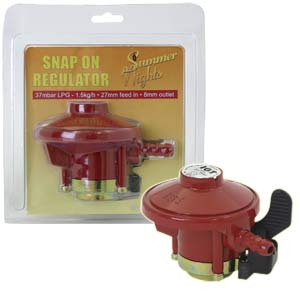 Propane Gas Regulator