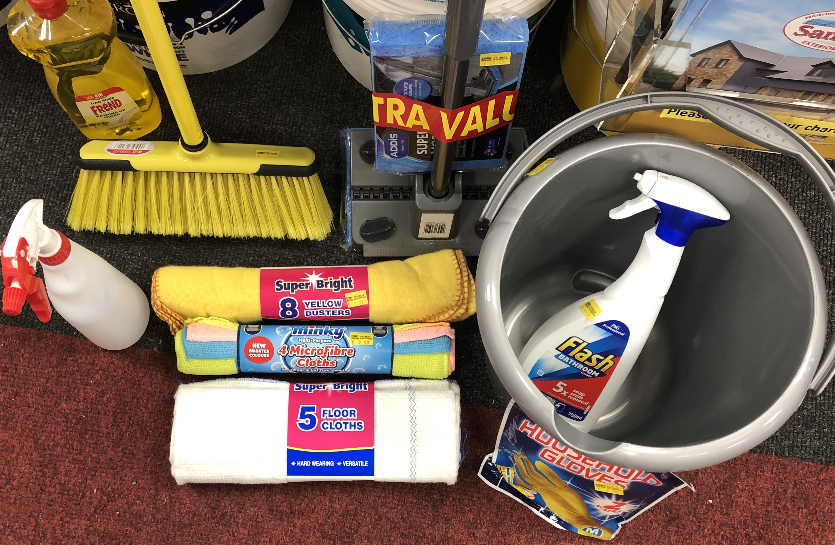 Essential Cleaning Kit Promotion 2019