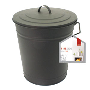 Metal Coal or Ash Bucket