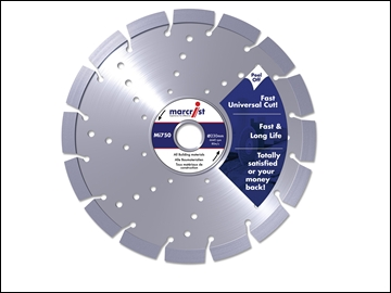 Mi750 Diamond Blade Fast Universal Cut 300 x 22 mm
