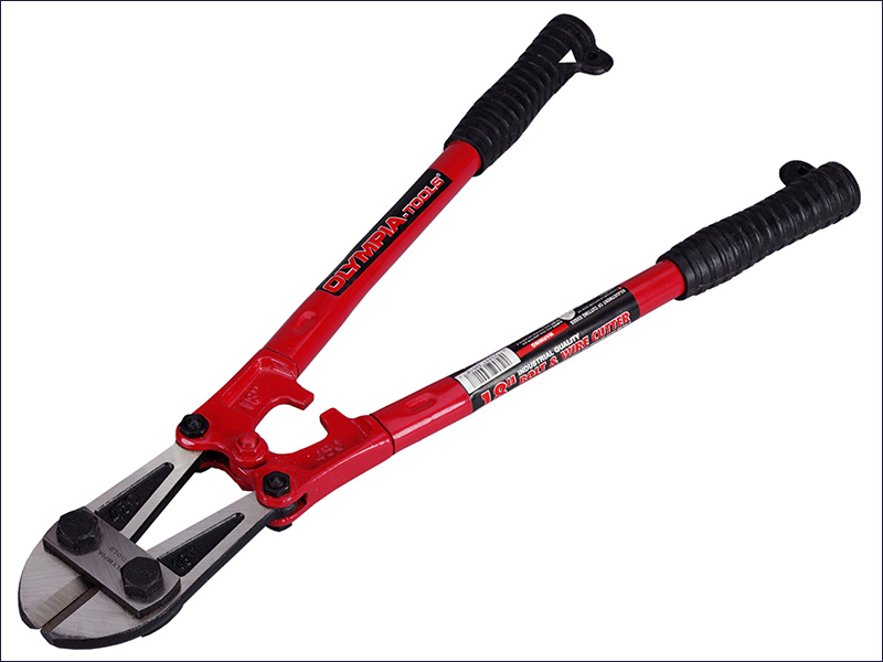 OLY39014 Olympic Bolt Cutter Centre Cut Assorted Sizes
