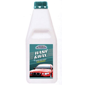Car Pride Wash and Wax 1Ltr
