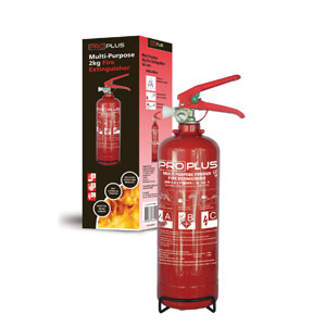 Proplus Multi Purpose Fire Extinguisher 2kg