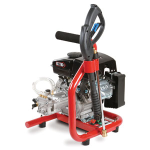 ProPlus 3hp Portable Petrol Pressure Washer and Pump 95 Bar