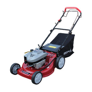 ProPlus 21in Self Propelled Petrol Lawnmower 6hp  with Mulch