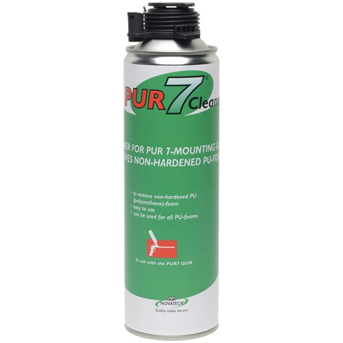 Pur 7 Expanding Foam Cleaner 500ML