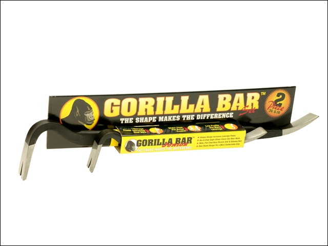 Gorilla Bars 2 Piece Set ROU64400