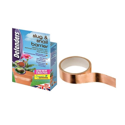 Defender Slug and Snail Barrier Tape 4M STV097