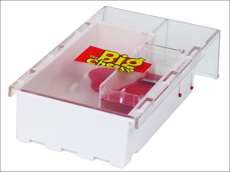 STV162 Big Cheese Live Catch Multi Mouse Trap Small
