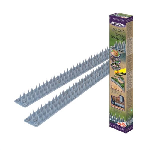 DEFENDERS PRICKLE STRIP FENCE TOPPER 6 PACK