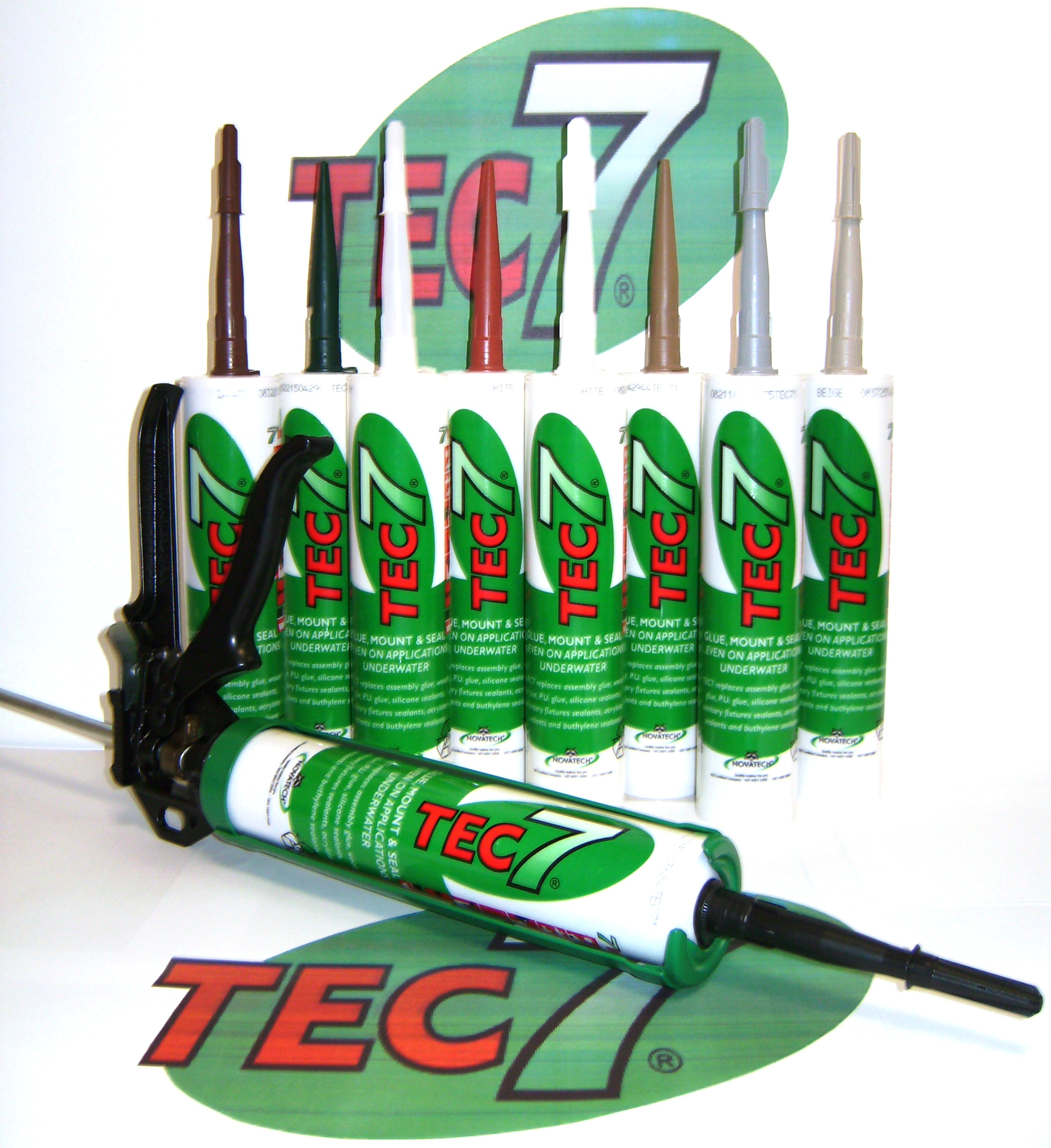 TEC 7 Assembly Glue and Sealant  310ml