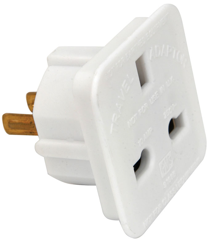 Travel Adaptor Plug from USA Canada Australia to UK