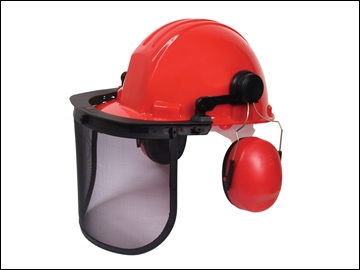 Faithfull Forestry Kit Headgear VIT302151