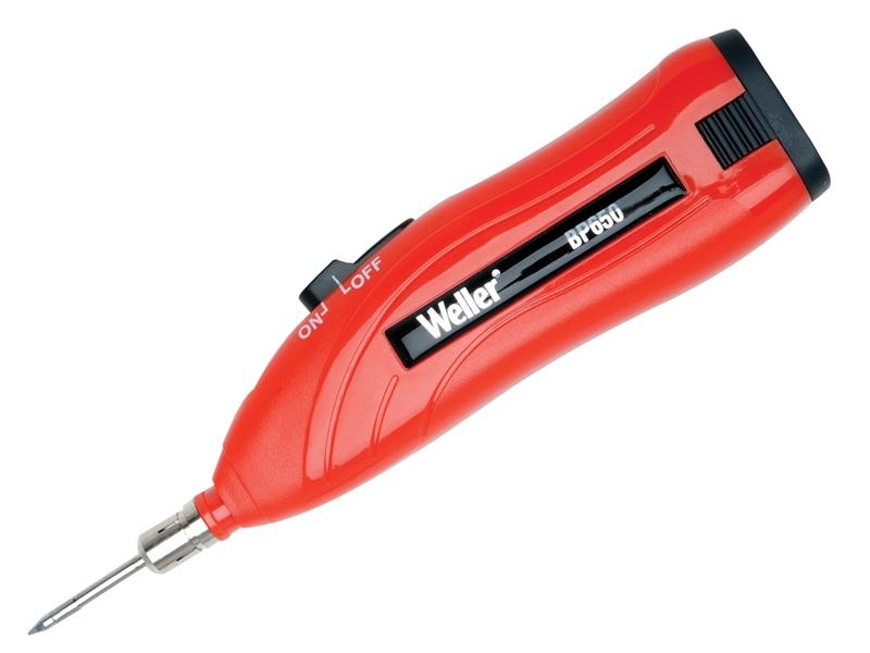 WELBP650CEU Weller Battery Soldering Iron with Storage Case