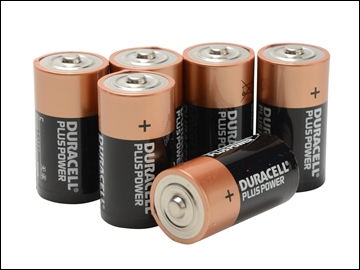 Duracell C-Cell Batteries Multi-Pack of 4